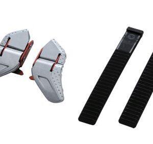 Застёжка для велообуви Tempish универсальная, бакля + стрепа, шт.