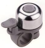 Звонок Flinger RIN-650 алюм. ударный, серебристый
