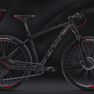 LTD 2020 Gravity 980 XL черно-красный 29″