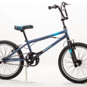 KROSTEK 20» BMX  FREESTYLE 215 серо-зелёный
