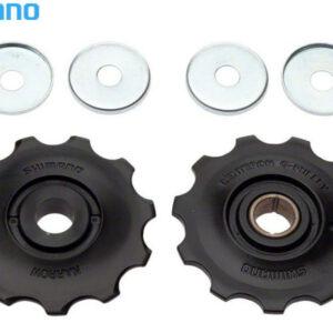 Ролики З/ч к RD Shimano RD-M390/M430/M4000, 9 ск., верхн+нижн.