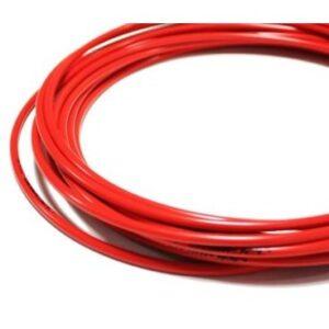 Гидролиния JAGWIRE, красная, руб./1см