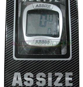Велокомпьютер AS-505, 11 функций
