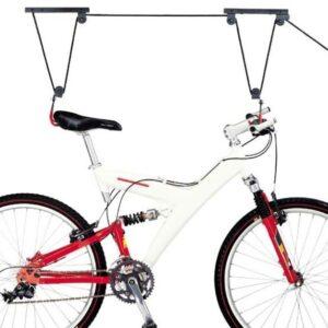 Крепление велосипеда «лифт» на потолок