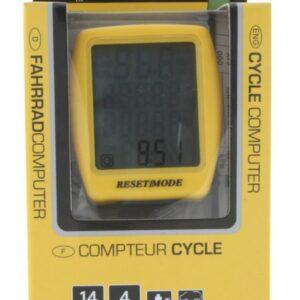 Велокомпьютер VENTURA IV Tour de France 6 функций