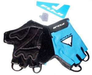 Перчатки Fuji, синие, p-p S