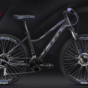 LTD 2021 Stella 760 L чёрно-лиловый 27,5″