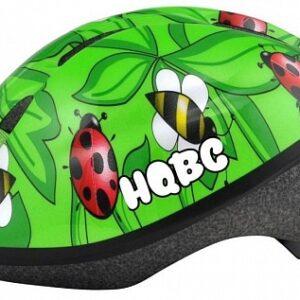Шлем детский HQBC FUNQ зелёный, р-р 48-54см