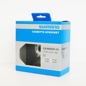 Кассета 10ск. Shimano HG500, 11-25