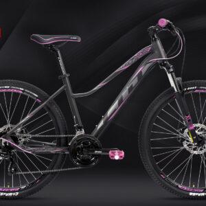 LTD 2021 Stella 753 L чёрно-розовый 27,5″