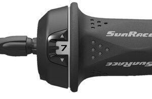 Шифтер SunRace M21 ревошифт, правый 8 передач