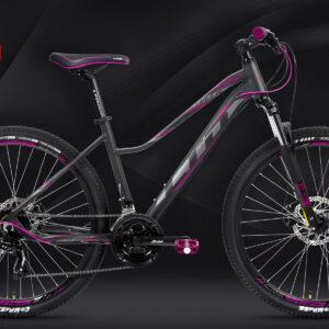 LTD 2021 Stella 756 L чёрно-фиолетовый 27,5″