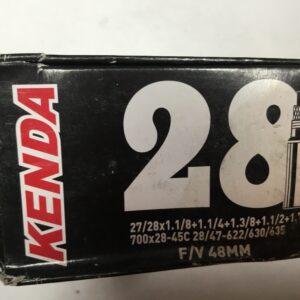 Камера 28″ KENDA 700×28- 45C FV
